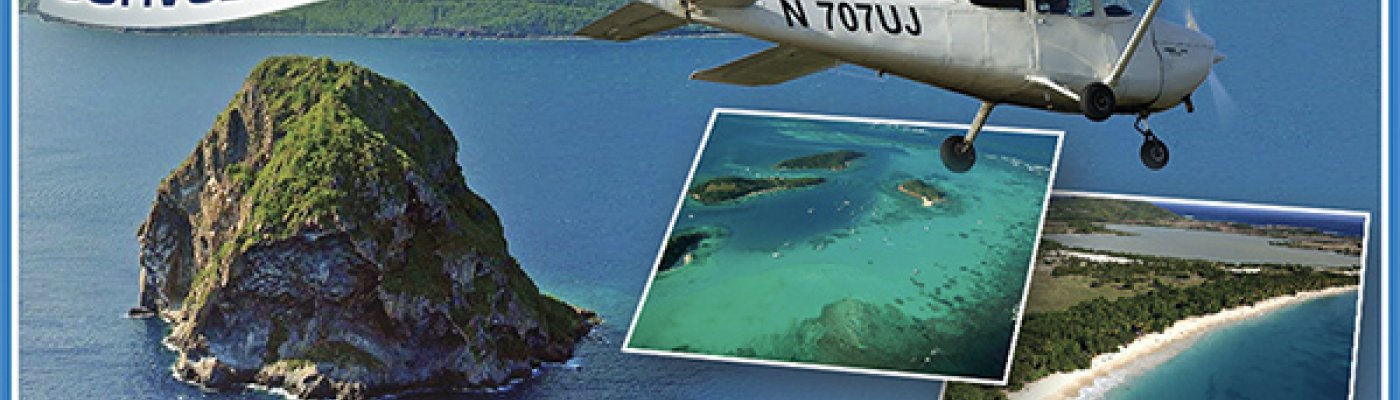 ACF Aviation - Carte Martinique Guadeloupe | Guide touristique, cartes, code promo de la Martinique et Guadeloupe | ACF Aviation