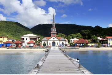Map Martinique Guadeloupe | Tourist guide, maps, promo code of Martinique and Guadeloupe | Sight Seeing
