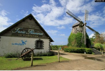 Map Martinique Guadeloupe | Tourist guide, maps, promo code of Martinique and Guadeloupe | Rum Distillery