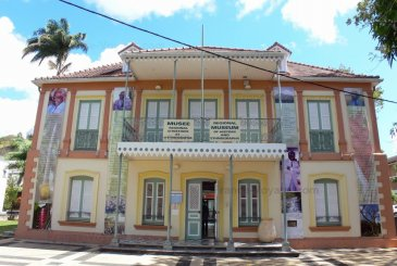 Map Martinique Guadeloupe | Tourist guide, maps, promo code of Martinique and Guadeloupe | Museums