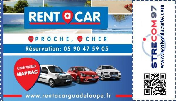 Carte Martinique Guadeloupe | Guide touristique, cartes, code promo de la Martinique et Guadeloupe | Bons plans Rent a car